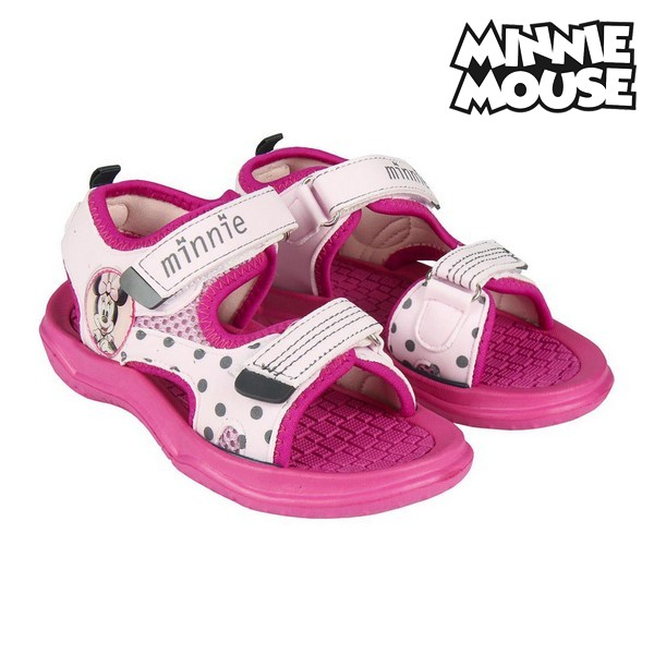 Children's sandals Minnie Mouse Pink