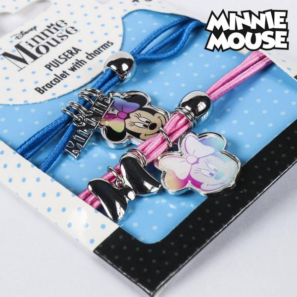 Pulsera Niña Minnie Mouse 73928 (2 uds) (1)