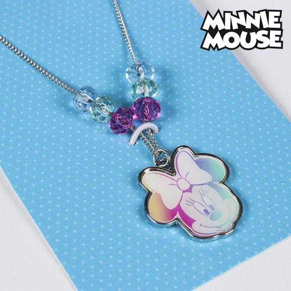 Collar Niña Minnie Mouse 73942