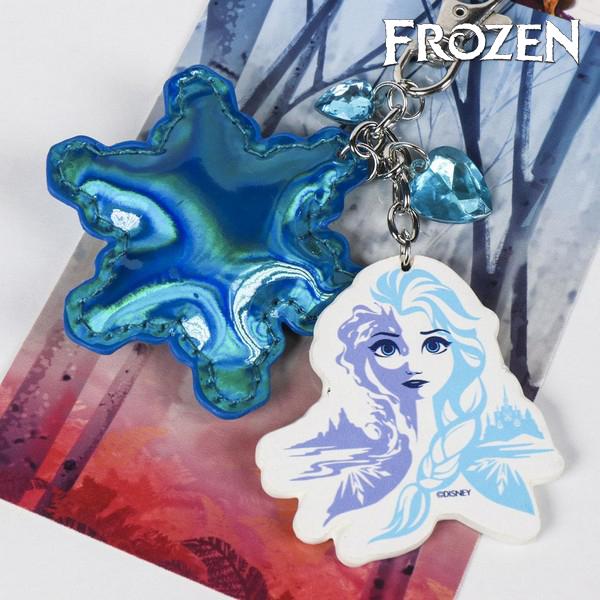 Llavero 3D Elsa Frozen 74062 Azul (1)
