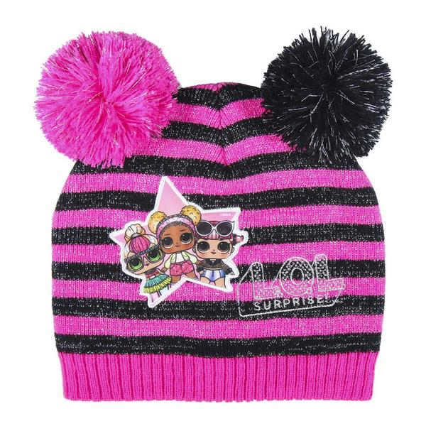 Child Hat LOL Surprise! Fuchsia