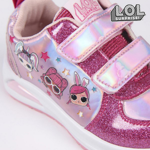 LED Trainers LOL Surprise! Pink