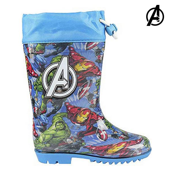 Children's Water Boots The Avengers