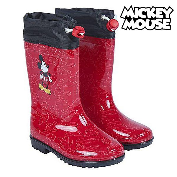 Children's Water Boots Mickey Mouse