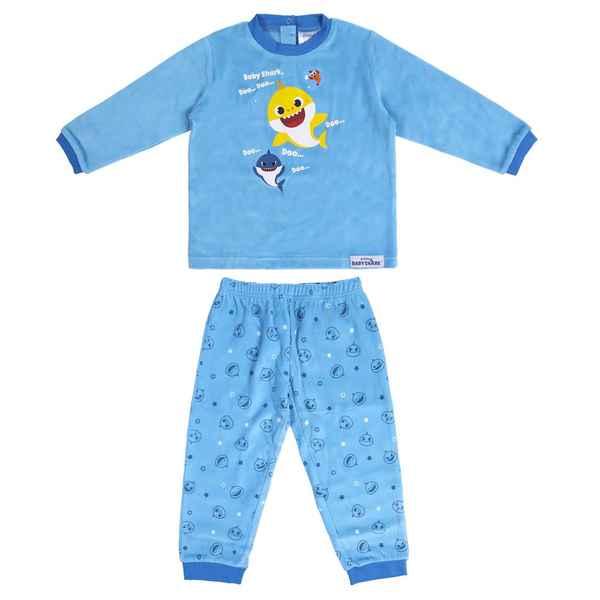 Children's Pyjama Baby Shark Blue