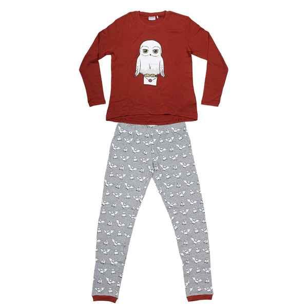 Pyjama Harry Potter Grey Red
