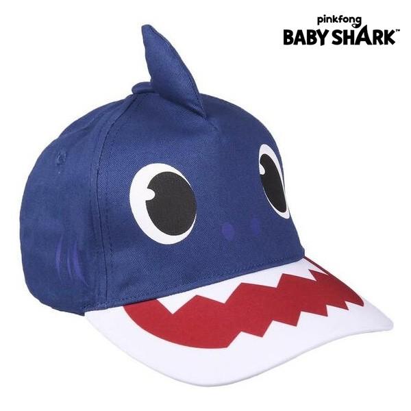 Child Cap Baby Shark Blue (51 cm)