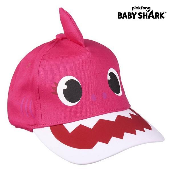 Child Cap Baby Shark Pink (51 cm)