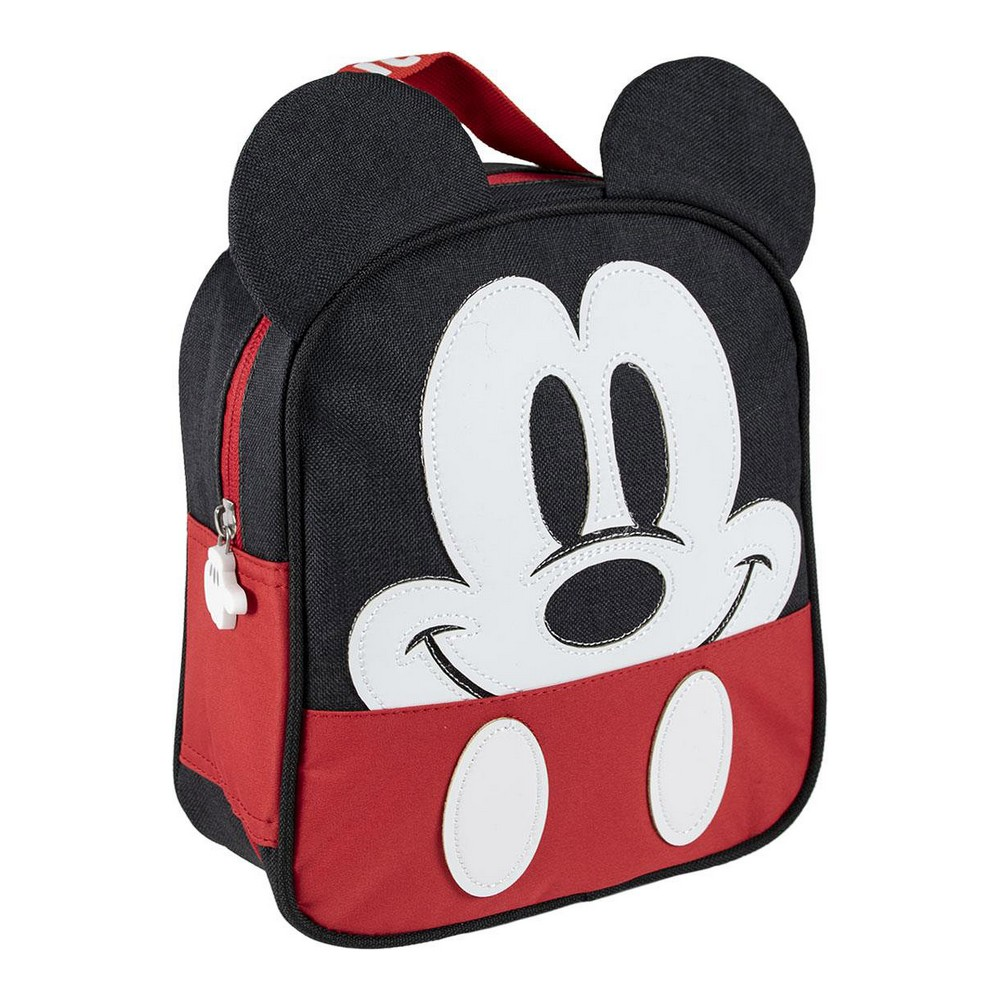 Child Toilet Bag Mickey Mouse Red