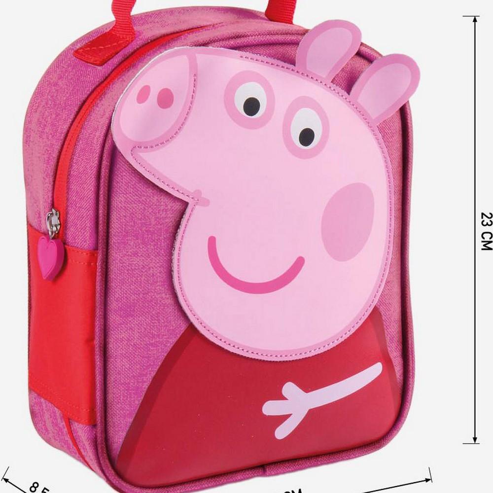 Child Toilet Bag Peppa Pig Pink