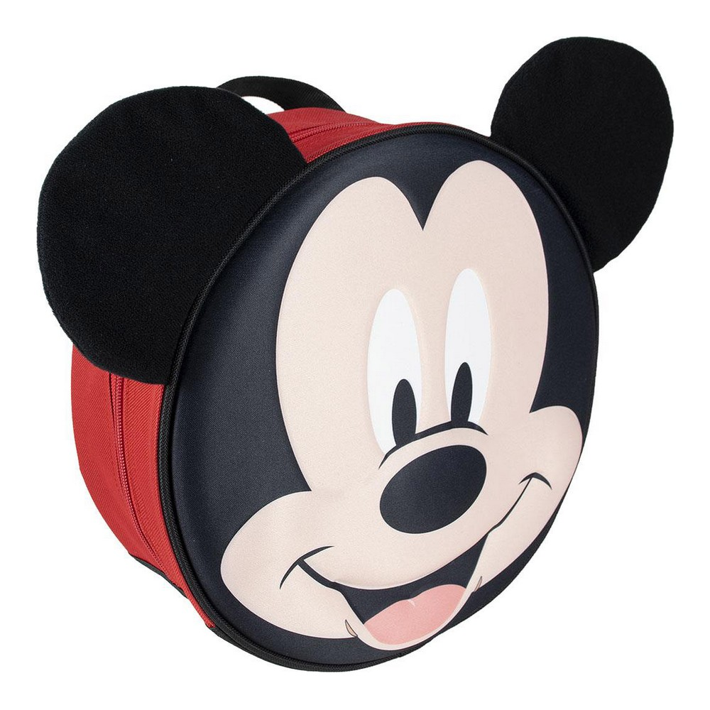 3D Child bag Mickey Mouse black (9 x 27 x 27 cm)