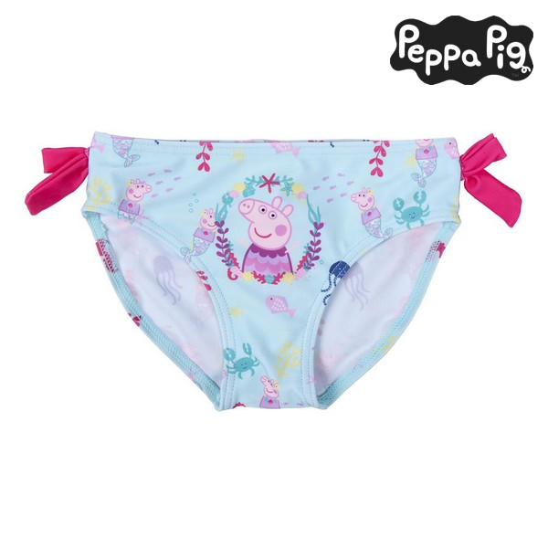 Bikini Bottoms For Girls Peppa Pig Blue