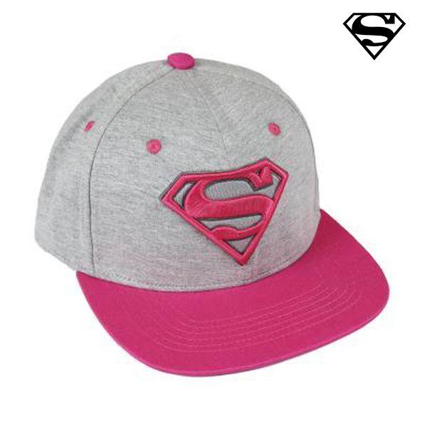 Child Cap Superman 2078 Gris (56 cm)