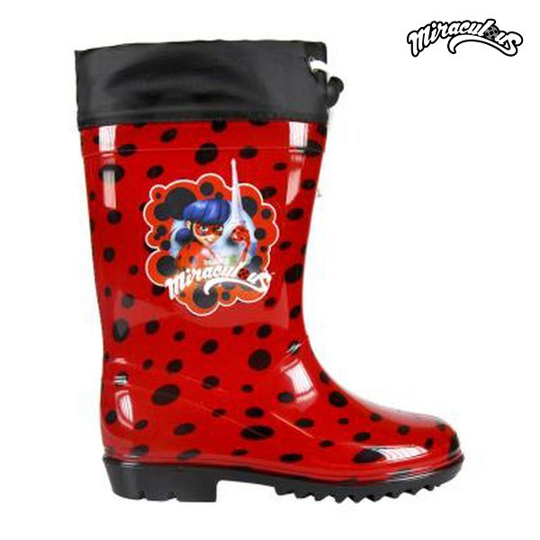 Children's Water Boots Lady Bug 72759