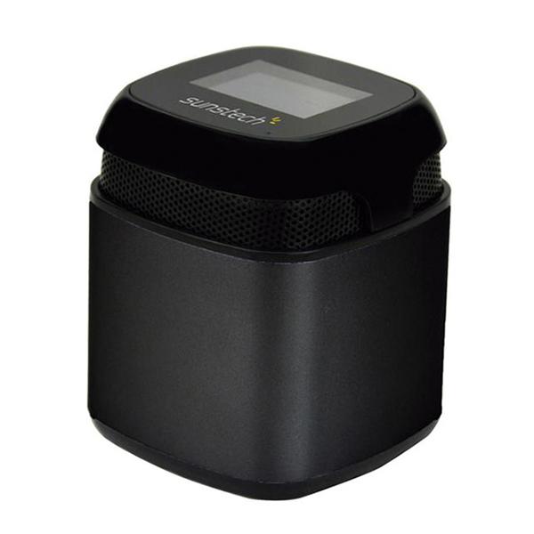 Bluetooth Sunstech SPUBT710 600 mAh 3W Negro