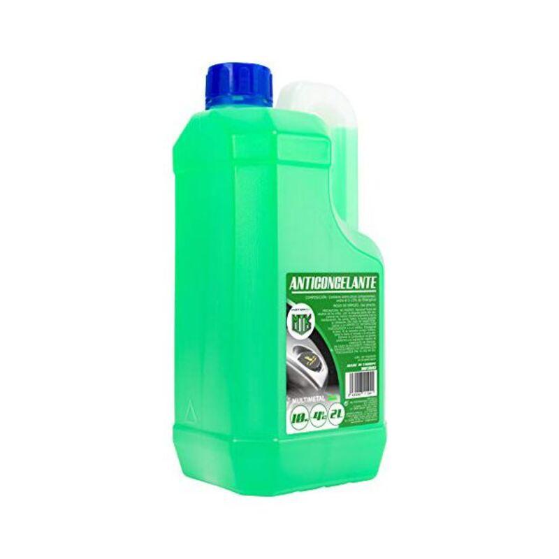 Antifreeze Motorkit -4º 10% Green (2 L)