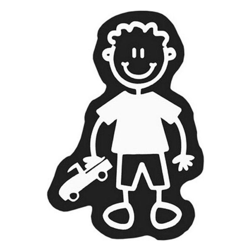 Car Sticker Family Children Toys