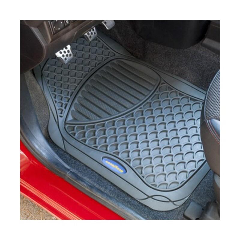 Car Floor Mat Goodyear GOD9021 Anti-slip