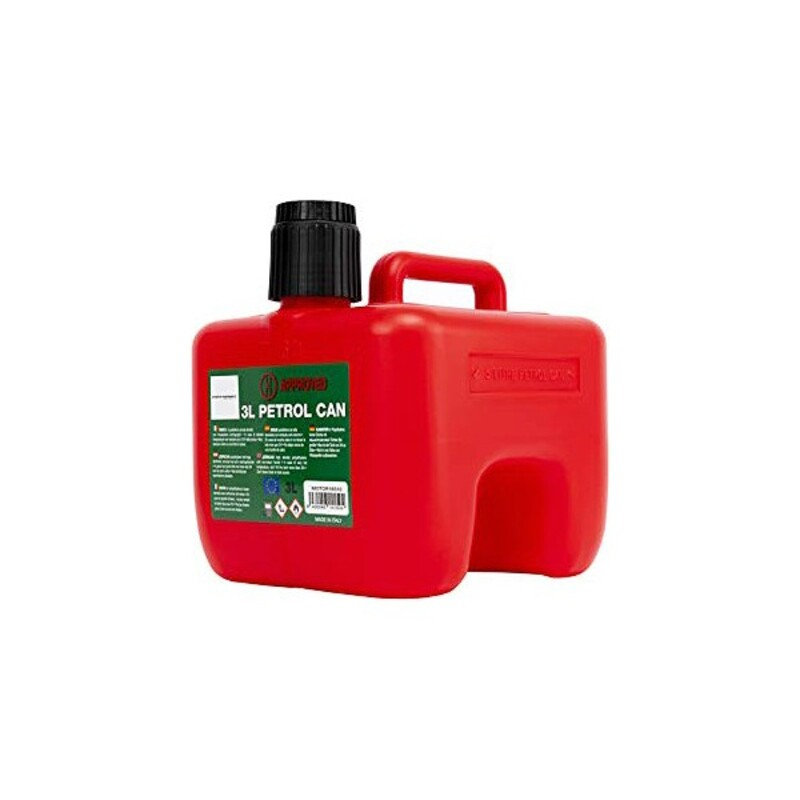 Bottle MOTOR16510 Red Plastic (3 L)