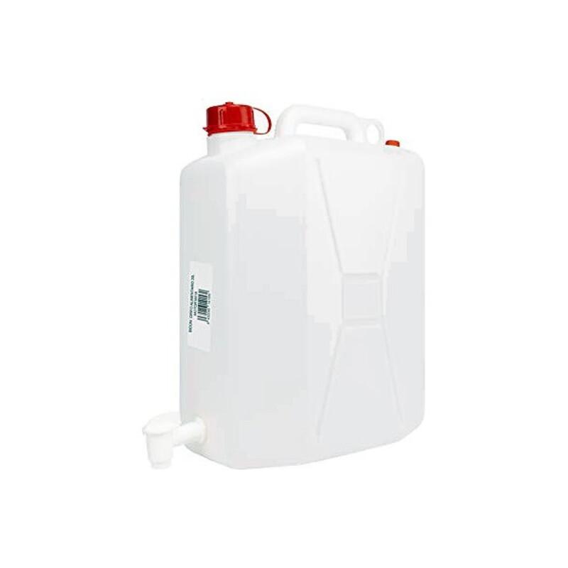 Bottle MOTOR16518 Tap White Plastic (20L)