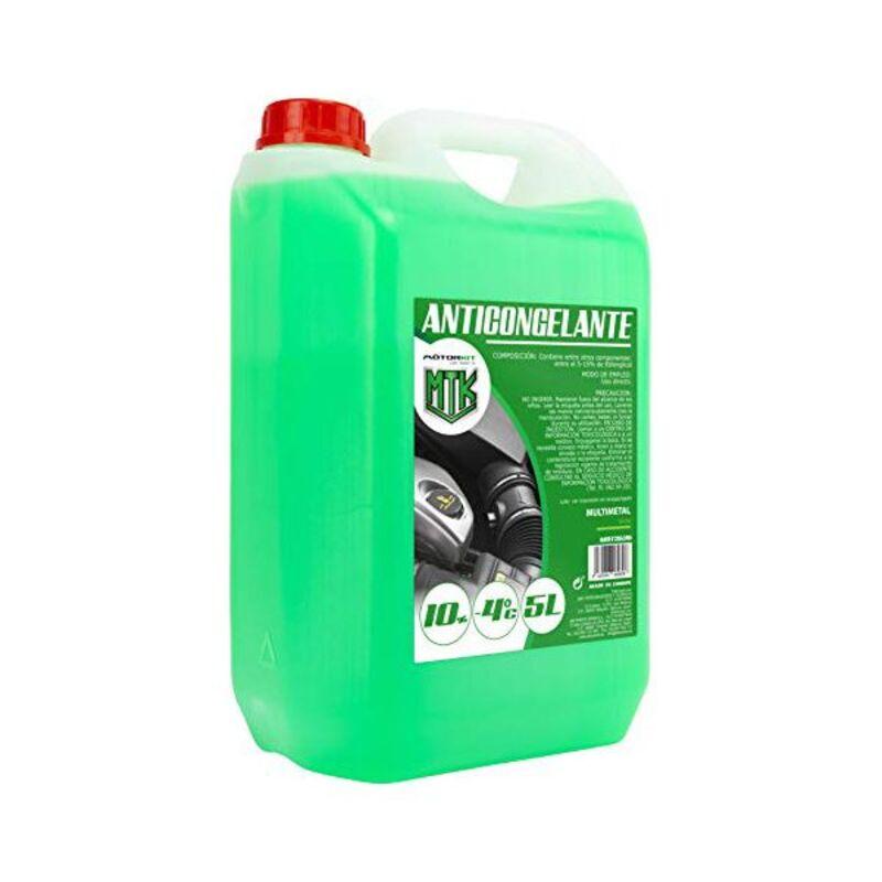 Antifreeze Motorkit MOT3536 -4º 10% Green (5 L)