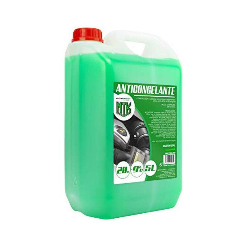 Antifreeze Motorkit MOT3538 -9º 20% Green (5 L)
