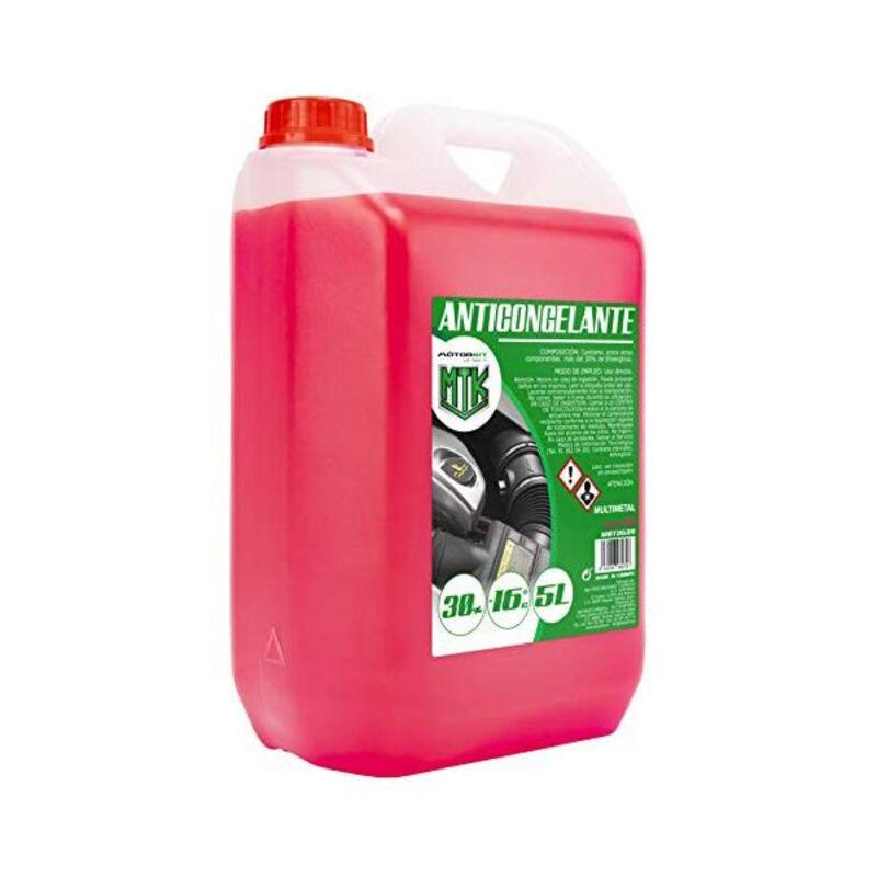 Antifreeze Motorkit MOT3539 -16º 30% Pink (5 L)