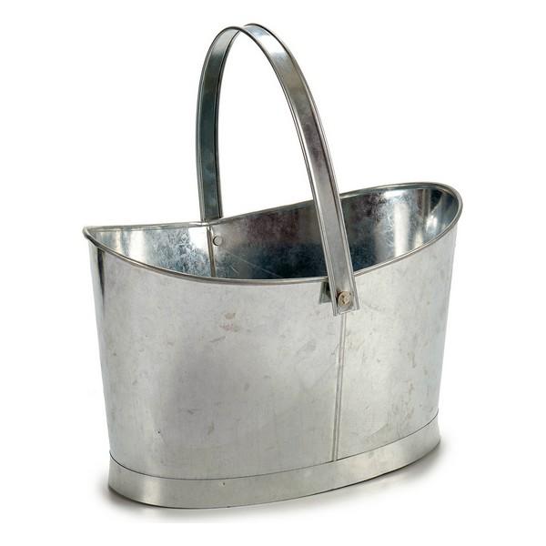 Basket zinc Oval