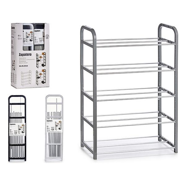 Shoe Rack Metal (50 x 68 x 18 cm)