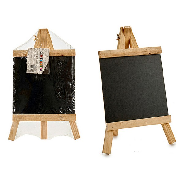 Board Black Wood