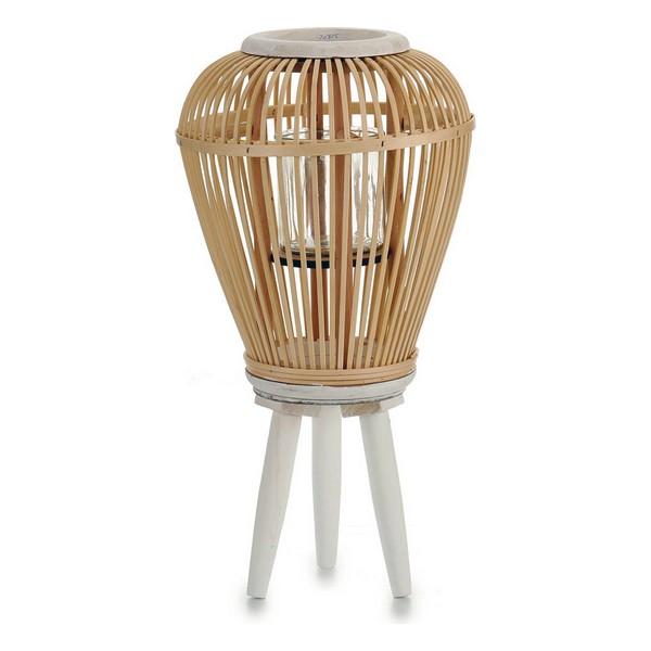 Candleholder Wood Bamboo