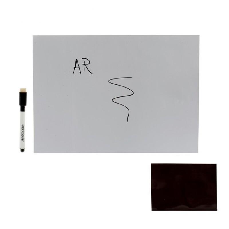 Board White Board (17 x 12 x 1 cm)