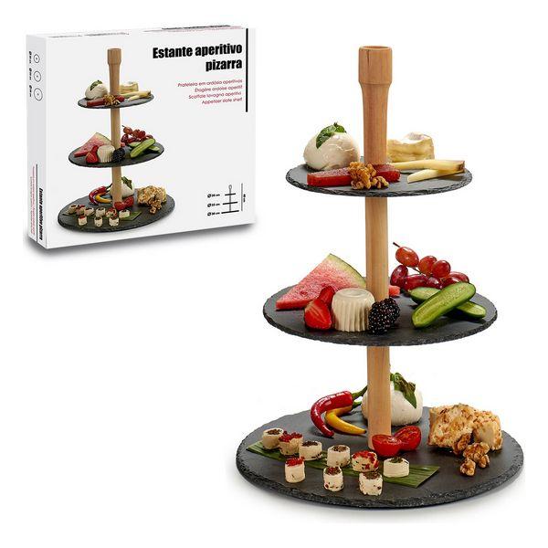 Appetizer Set Board (30 x 40 x 30 cm)