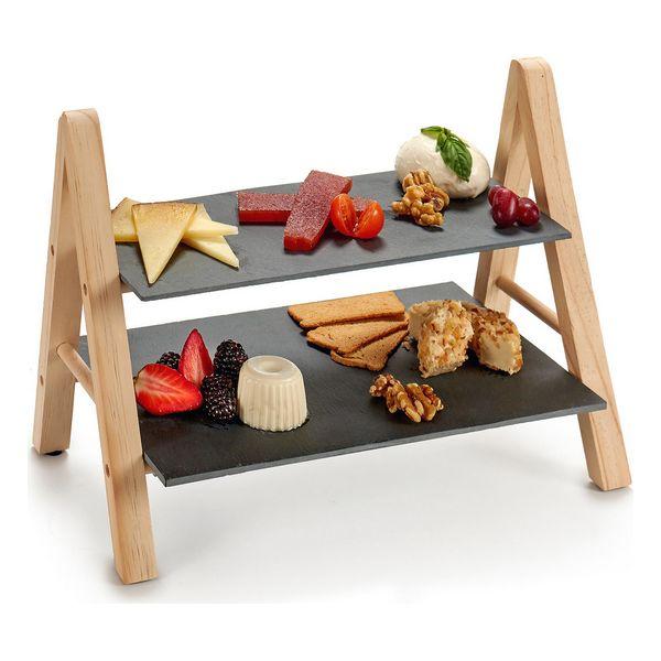 Appetizer Set Board (20 x 27,5 x 38 cm)