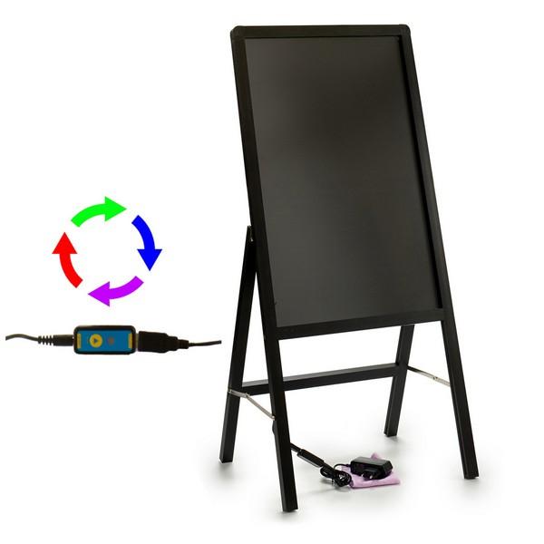 Board Black Board (4 x 100 x 50 cm) LED