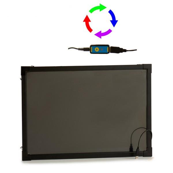 Board Black Board (1,5 x 60 x 40,5 cm) LED