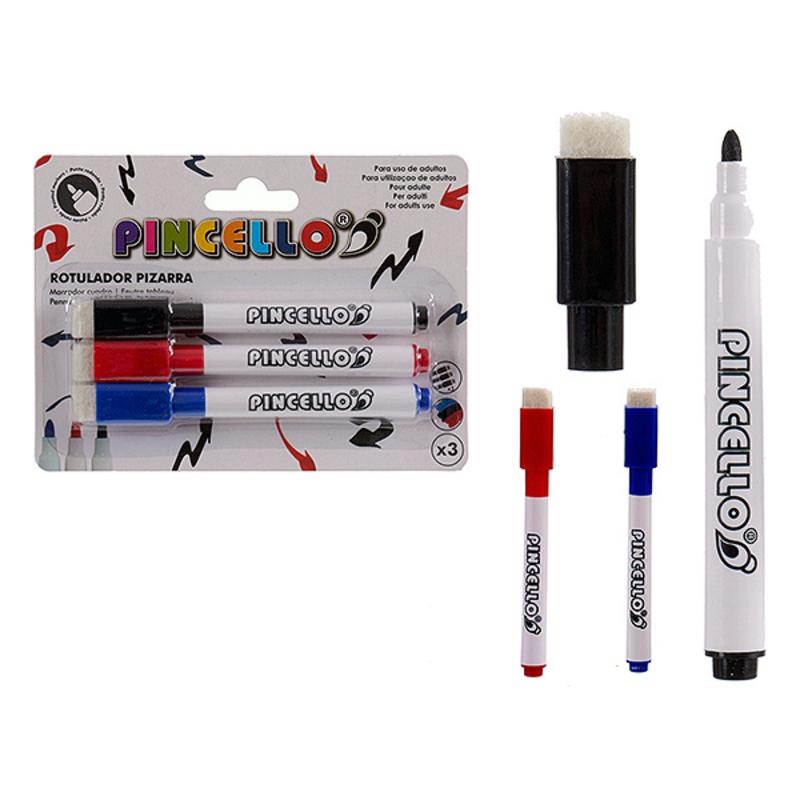 felt-tip pens 3 felt-tip pens (3 Pieces)