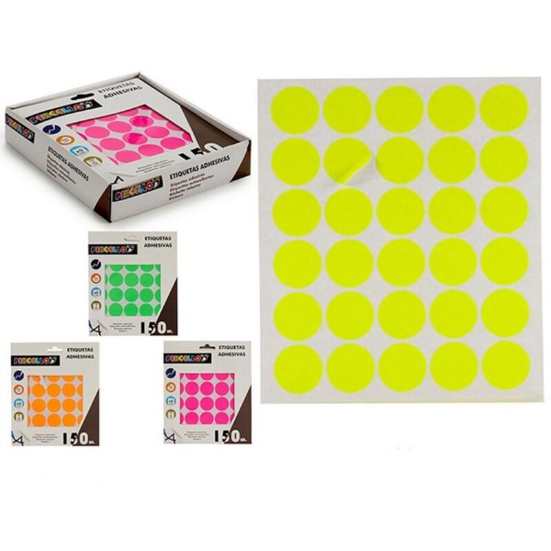 Labels 5 Self-adhesives (Ø 25 mm) (150 uds)