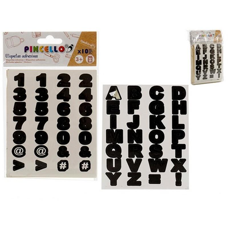 Stickers Black (3 x 17 x 10 cm)