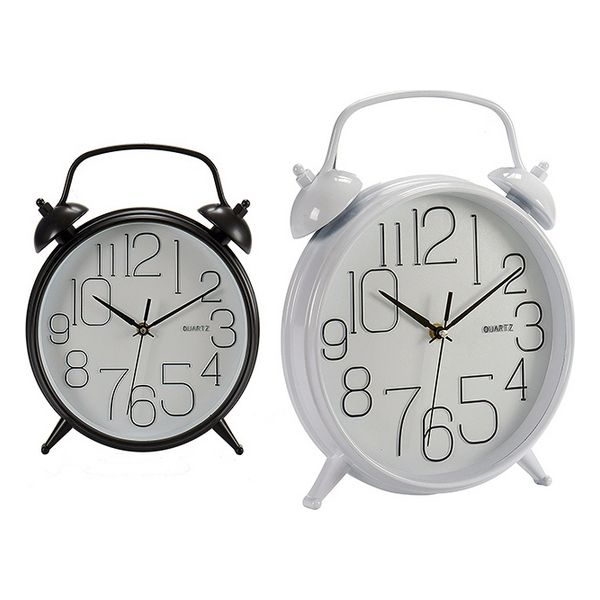 Alarm Clock Crystal Plastic
