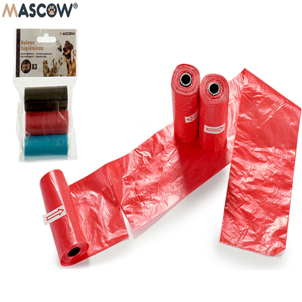 Bags Plastic Pet (3 pcs)