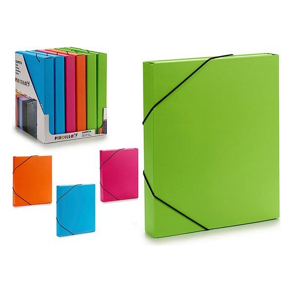 Folder Cardboard (4,5 x 32 x 23,5 cm)