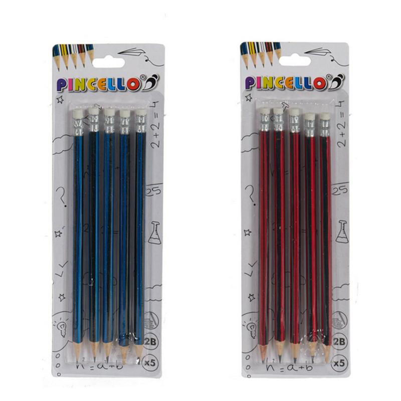 Pencil Set 5 (5 Pieces)