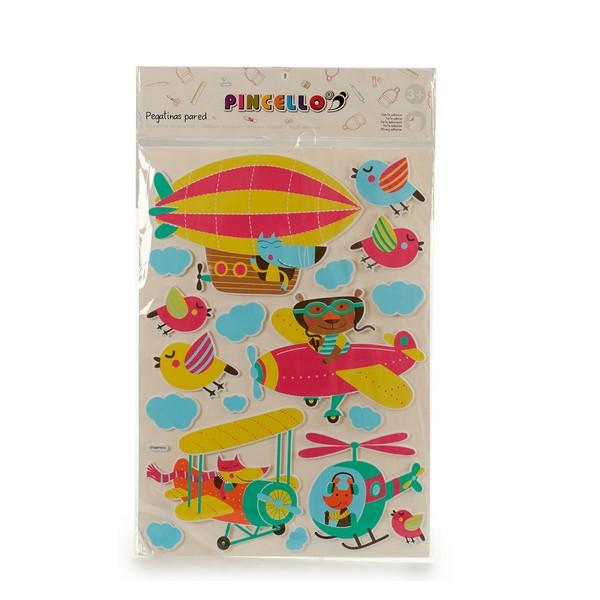 Stickers (1 x 83 x 51 cm)