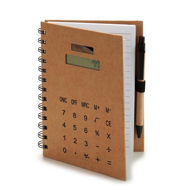 Notebook (14 x 18 x 1,5 cm)