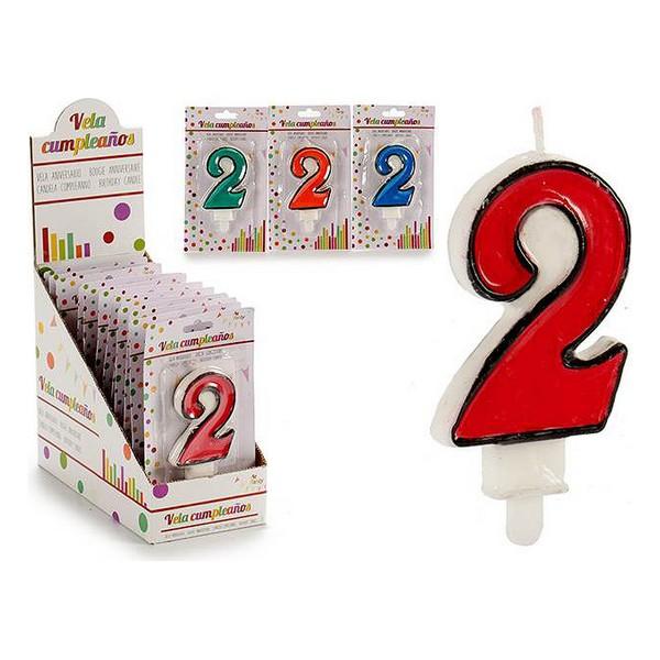 Candle 2 Birthday