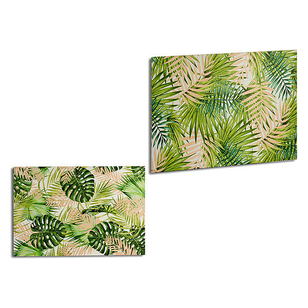 Canvas Green Canvas (120 x 80 x 2,5 cm)