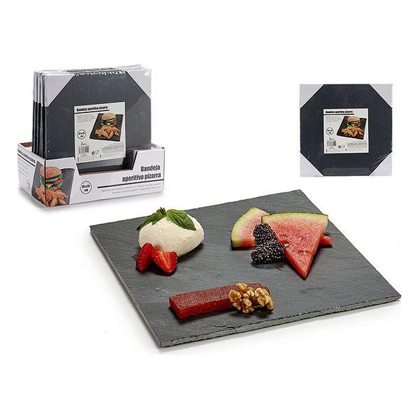 Appetizer Set Board (25 x 0,5 x 25 cm)