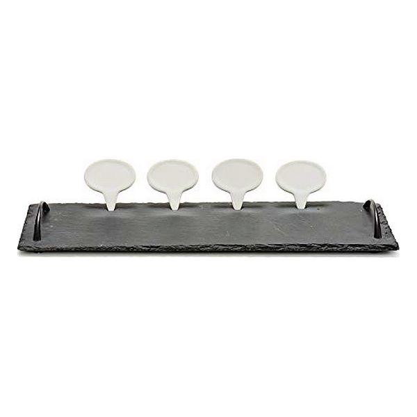 Appetizer Set Board (15 x 3,5 x 45 cm)
