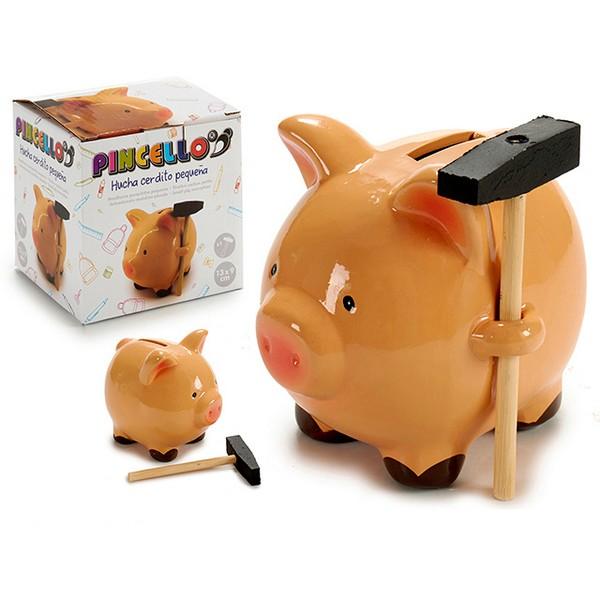 Money box (11 x 11,5 x 13 cm)